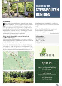 Artikel Eifel-pur Sternrouten Lammersdorf-Roetgen